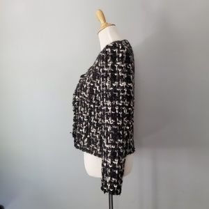 IRO Jackets & Coats - Iro Nalokie Tweed Jacket Size 40